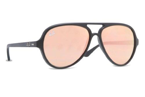 ray-ban-4125-601sz2-59-lunettes-de-soleil-mixte-matte-black-59-mm
