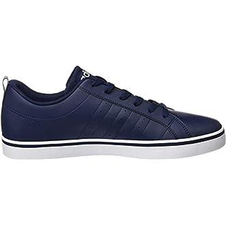 adidas Vs Pace, Chaussures de Fitness Homme, Bleu (Maruni/Ftwbla/Azul 000), 43 1/3 EU