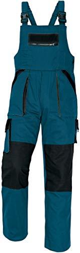 Stenso MAX - Pantalones con Peto de Trabajo para Hombre - Verde 52
