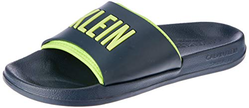 Calvin Klein Underwear Chanclas Blue Shadow