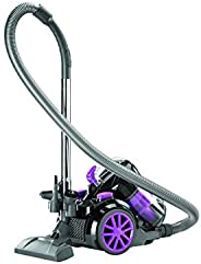 Black&Decker Bagless Multi Cyclonic Vacuum Cleaner, VM188
