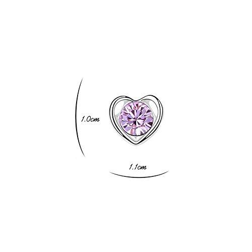MT, Borsa a spalla donna viola Violet Violet