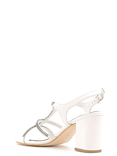 Apepazza PAL08 Sandales à talons hauts Femmes Blanc