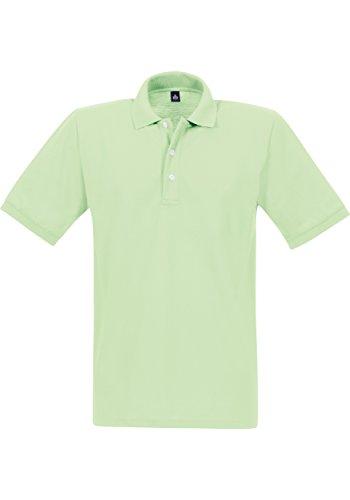 Trigema Damen Shirt Industriewäsche, Polo Femme Grün (eden 059)