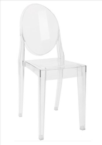Chaise Victoria Ghost Transparent