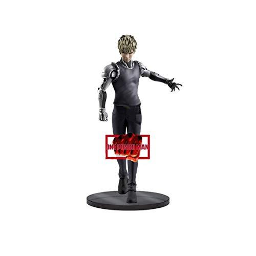 Banpresto One Punch Man estatuas, Idea Regalo, Personaje, Multicolor, 85177