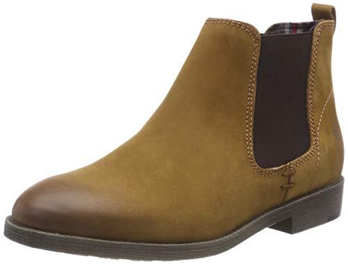 Tamaris Damen 25071-21 Chelsea Boots, Braun (Muscat 311), 40 EU