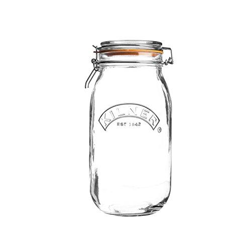 Kilner - Einmachglas - Einweckglas - Bügelverschluß - 2 Liter
