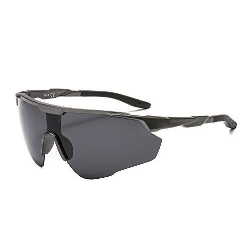 Suertree polarisierte Sport-Sonnenbrille Mode Winddichte Brillen Männer Mountain Shades JH6002