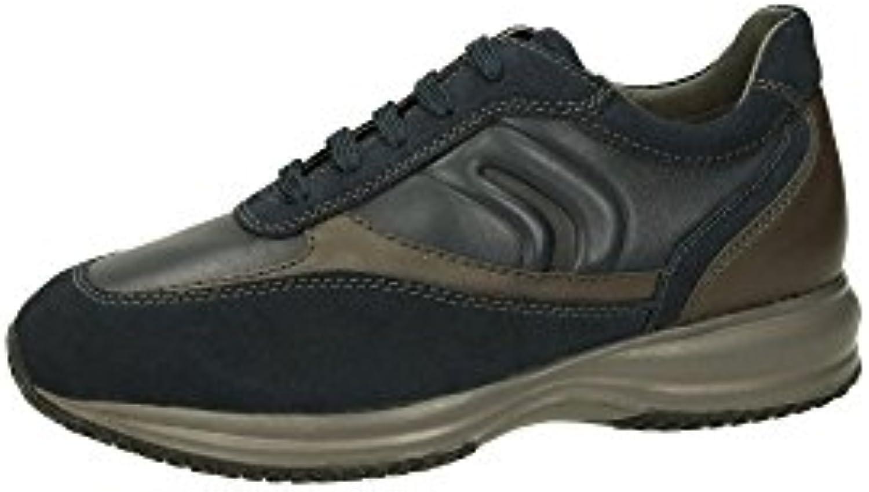 Mr.   Ms. Geox U4462A scarpe da ginnastica Uomo Blu 43 Molte varietà sconto Eccellente funzione   benevento    Scolaro/Signora Scarpa