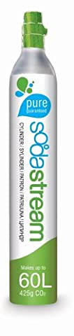 SodaStream 1032250340 Reserve Zylinder 60 Liter