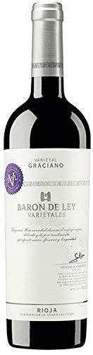 Varietal Graciano - 2012-6 X 0,75 Lt. - Baron De Ley