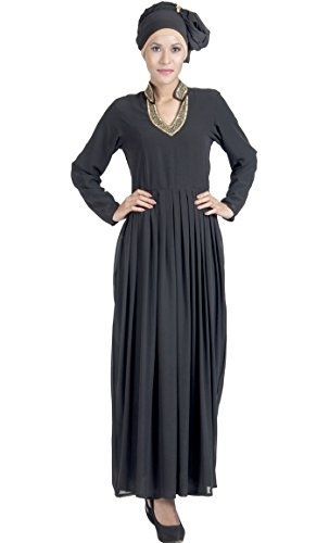 East Essence - Robe - Solid - Femme Jaune - Butter