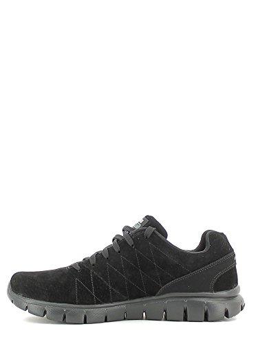Skechers Skech-FlexNatural Vigor, Sneakers basses homme Noir