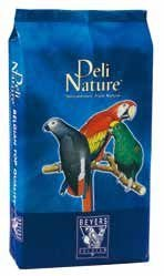DELI NATURE PAPAGEIEN-Futter Basis 15 kg Sack