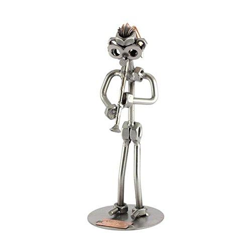 Schraubenmännchen Klarinette - Schönes Geschenk für Musiker