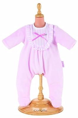 Corolle V5731 - Pijama para muñeca de 36 cm, color rosa por Corolle