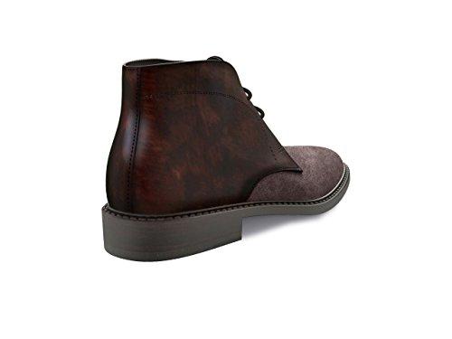 DIS - Marco Polo - Desert Boot - Homme Multicolore