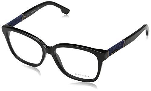 Diesel Damen Brillengestelle, Blue, 54