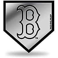 Rico Industries MLB BOSTON RED SOX 3D Auto Chrom Aufkleber