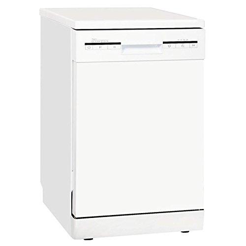 Stand Geschirr Spülmaschine Spühler EEK A++12 Maßgedecke Exquisit GSP9112.1 weiß