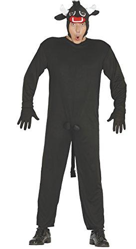 Guirca-Kostüm Erwachsene Stier, Größe 52-54(80380.0) (Stier Und Torero Kostüm)
