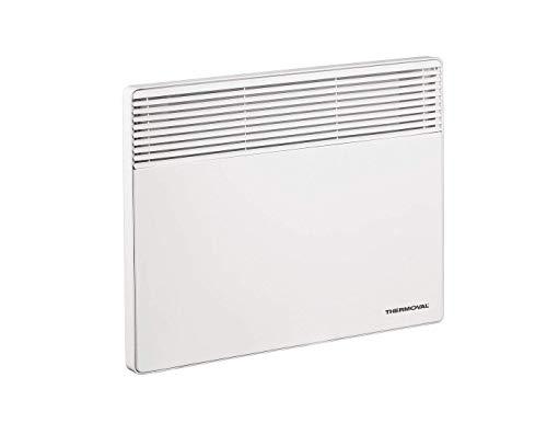 Thermoval Wandkonvektor Elektroheizung Heizgerät Heizkörper (2000W)