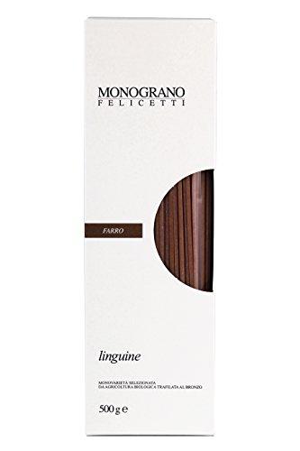 Felicetti Organic Linguine Spelt Monograno Line 500g