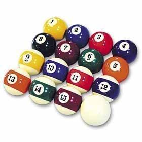 Billardkugeln Pool-Ball-Satz Favorite 57,2/60,2 mm