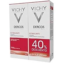 VICHY CHAMPU DERCOS AMINEXIL 200ML 40% 2ª UNIDAD (DUPLO)
