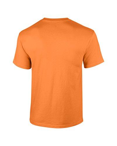 Gildan Ultra Baumwoll-T Shirt Gr. XXL, tangerine