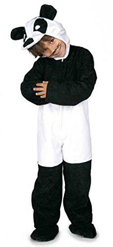 Imagen de disfraz de oso panda buzo infantil a 3/5a