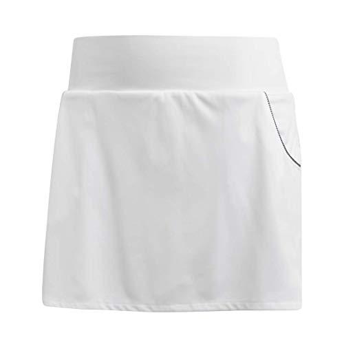 Adidas Golf Röcke (adidas Damen Club Tennis Skirt Skort weiß, Large)