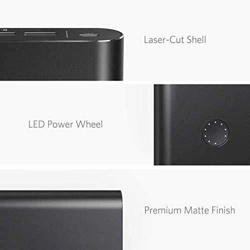 Anker PowerCore AK-A1374011 26800mAH Lithium-ion Power Bank (Black) Image 5