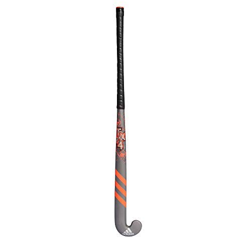 adidas TX24 Core 7 Hockey Stick - Junior - Silver/Red