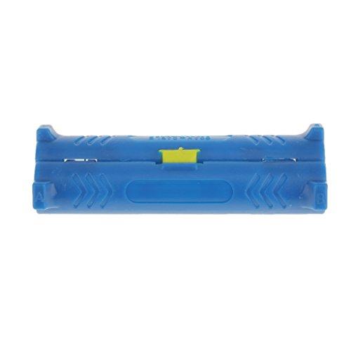 separador-del-cable-coaxial-color-azul
