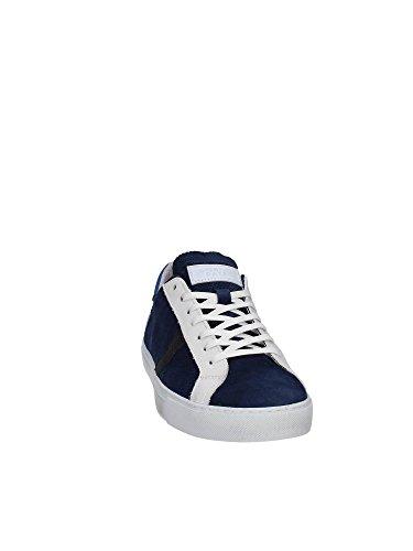 D.a.t.e. M261-NW-PE-BL Sneakers Uomo Blu