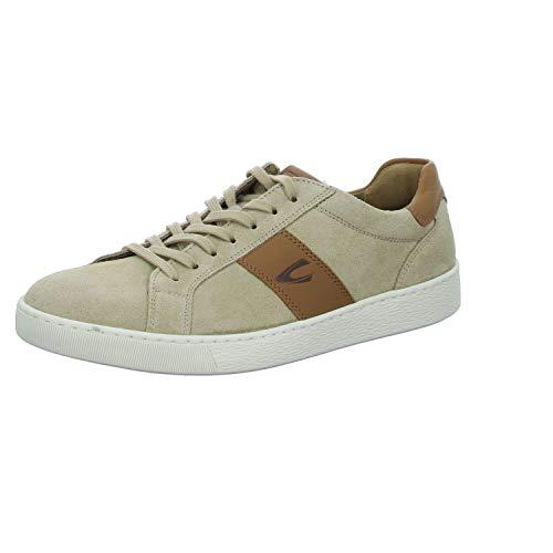 camel active Herren Tonic 11 Sneaker, Beige (Cappucino/Nature 2), 43 EU -