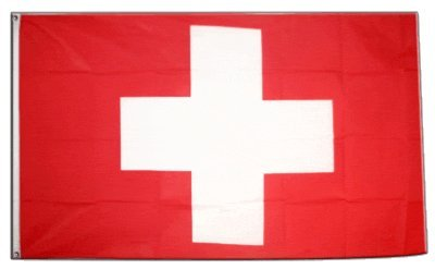 XXL Flagge Fahne Schweiz 150 x 250 cm