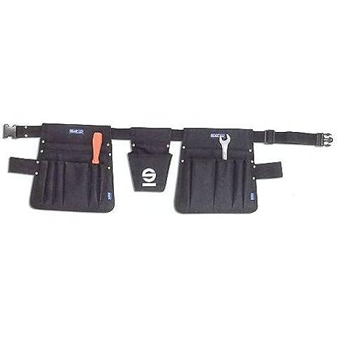 Tooltraders-Cinturón porta herramientas Sparco