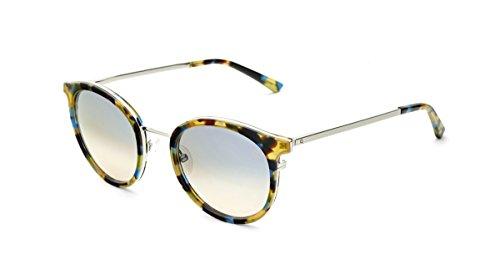 Sunglasses Etnia Barcelona Blai HVBL Havana Blue 100% Authentic New