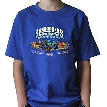 SKYLANDERS - T-Shirt Kids (7/8 Year) : TShirt , ML