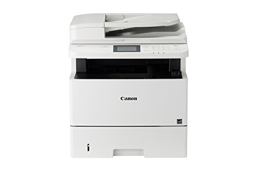 33,6 Kbps Fax Usb (Canon i-SENSYS MF515x A4 Multifunktionssystem (Drucken, Kopieren, Scannen, Faxen) Schwarzweiß)