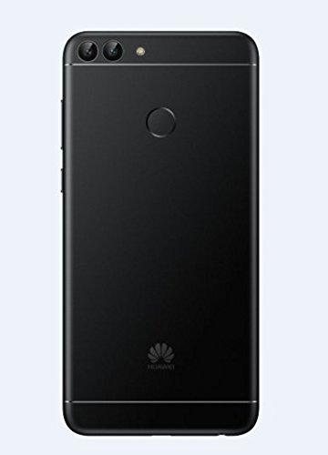 Huawei P smart SIM doble 4G 32GB Negro - Smartphone  14 3 cm  5 65    32 GB  13 MP  Android  8 0  Negro