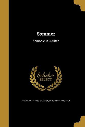 GER-SOMMER (1940 Pick)