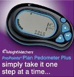 Pro Points Plan Pedometer Plus 2012