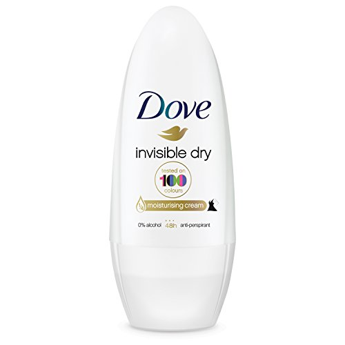 Dove Invisible Dry anti-Perspirant Desodorante Roll-On