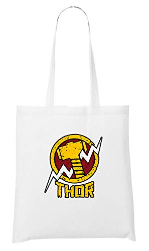 Certified Freak Thor Logo Bag White