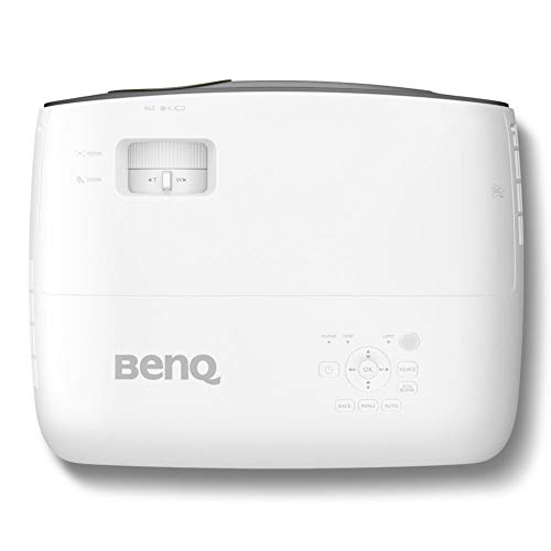 BenQ W1700 4K UHD Heimkino DLP-Projektor - 6