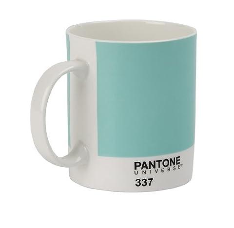 Pantone 337 Bone China Mug,